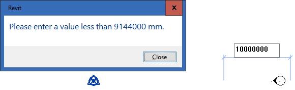 5.1 914400 mm error